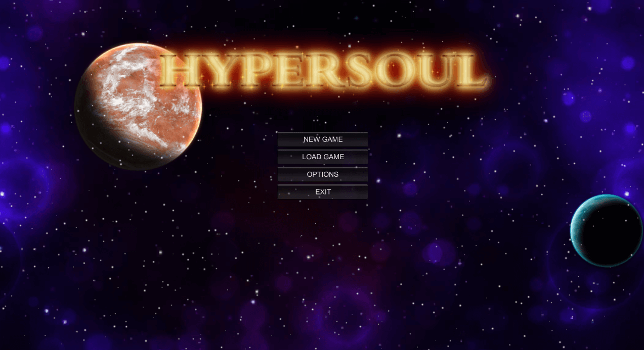 Hypersoul: The super early prototype
