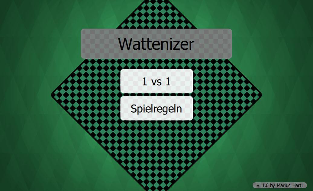 Wattenizer: My first mobile game