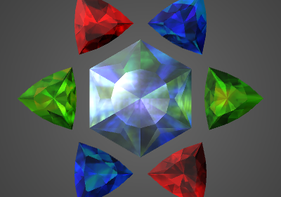 Advanced Gem Shaders